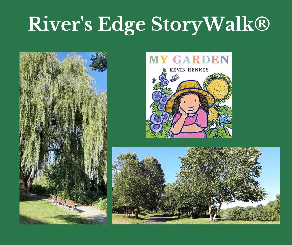 StoryWalk® and Scavenger Hunt