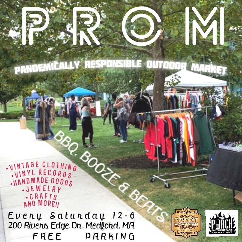 Pandemically Responsible Outdoor Market (P.R.O.M.)