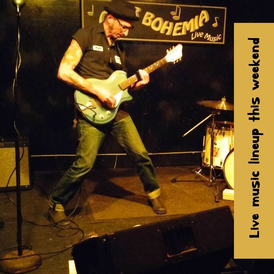 Hambone Skinny Performs at The Porch Friday 8/21/20