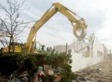 Building Demolition 2008